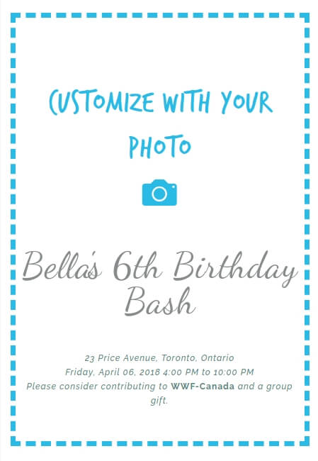 Create your own birthday party invitation online next step filmwisefo